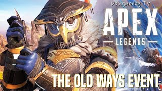 🔴Apex Legends – The Old Ways Event | Stay Home, Stay Safe!!! 🔴 (Apex Legends): DesiGaming TV