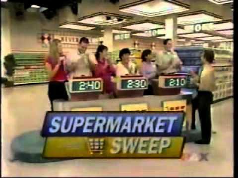 Supermarket Sweep May 2002 - YouTube