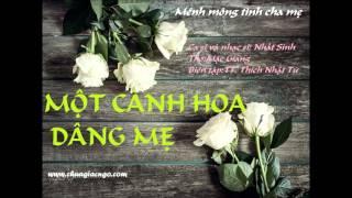 Một cành hoa dâng mẹ - Nhất Sinh