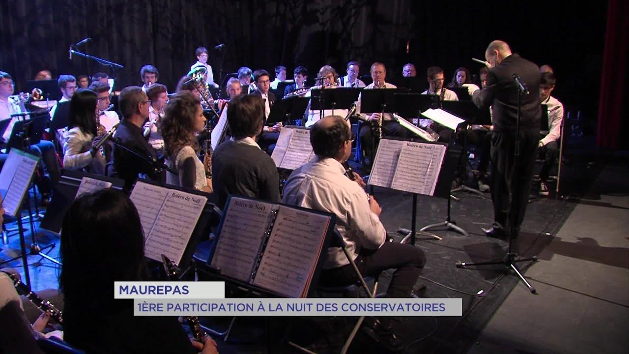 Yvelines | Maurepas : 1ère participation à la Nuit des conservatoires