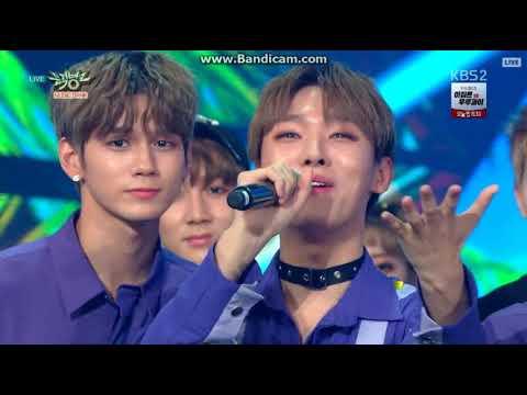 180615 Music Bank No.1 Wanna One (워너원)