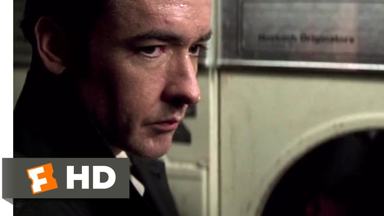 Download Identity (2003) - The Head in the Dryer Scene (2/10) | Movieclips