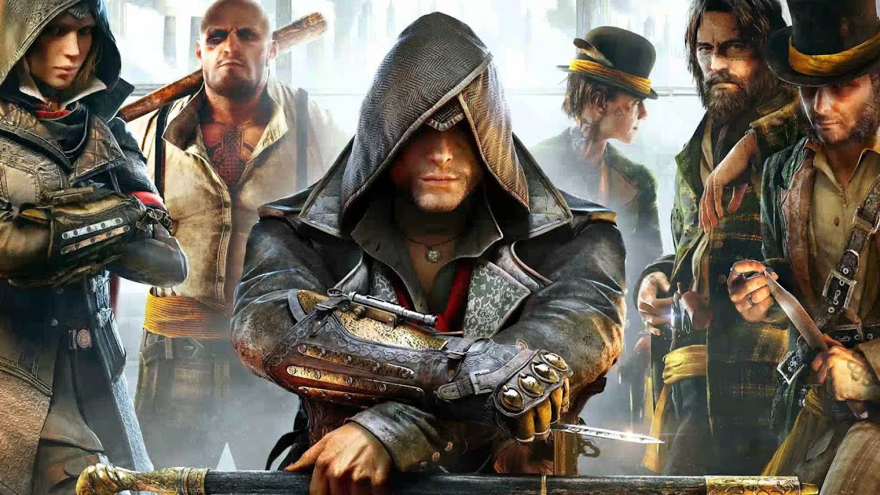 Assassin S Creed Syndicate Wallpaper Slideshow Hd Youtube