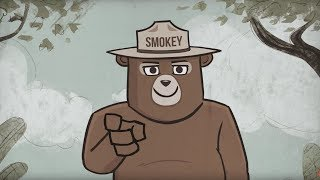 Smokey Bear Turns 73 As Fires Are On The Rise