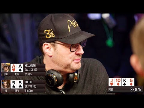[UNCENSORED] Phil Hellmuth FREAKS OUT Over Cracked Aces And Millennials