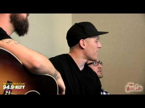 94.9 KLTY New Music Cafe - Awkward Artist Interview - Kutless