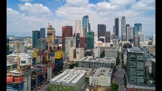 Downtown Los Angeles in 4 Minutes (2018)