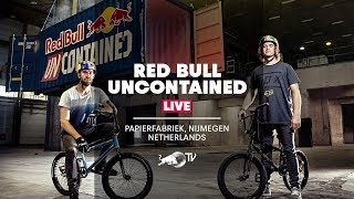 REPLAY: Red Bull Uncontained | BMX Park