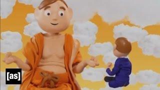 Orel und Buddha | Moral Orel | Adult Swim