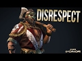 For Honor: Disrespect