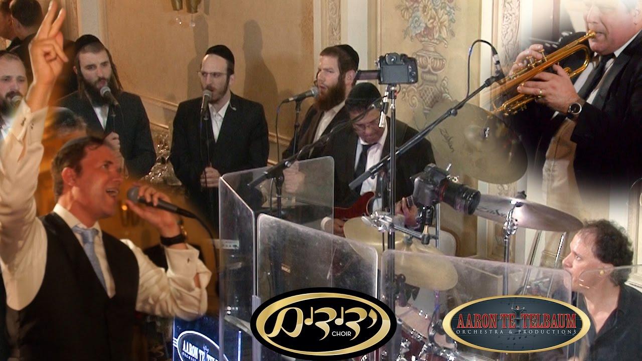 "Ohad Moskowitz & Yedidim ""L'melech"" Aaron Teitelbaum Production | למלך | אוהד מושקוביץ ומקהלת ידידים"