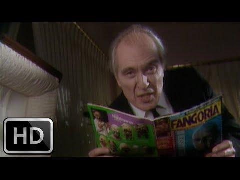 goria commercial 1988  Angus Scrimm of Phantasm