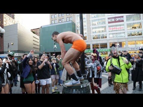 Naked in NY  - #YallaNY Episode 1 Season 1