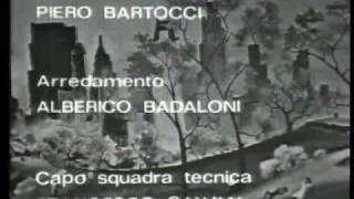Tenente Sheridan - titoli di coda - Rai 1967