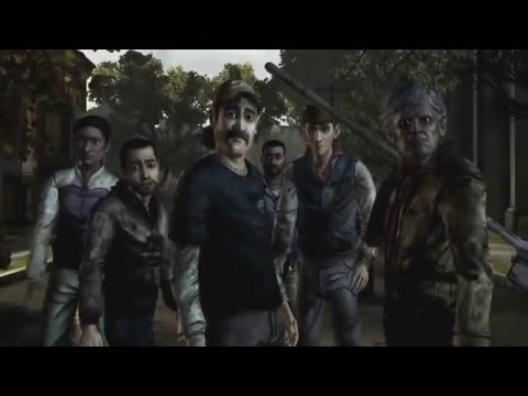The Walking Dead The Game Википедия