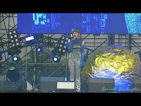 【Strawberry Alice】2018 Shanghai Strawberry Music Festival: 水曜日のカンパネラ (JP) , 29/04.