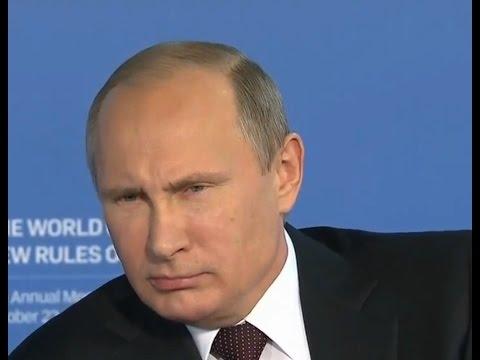 Анекдоты про Путина -