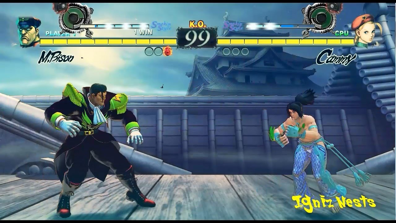 Ultra Street Fighter 4 Pc Ryu Stage The World Warriors Stage