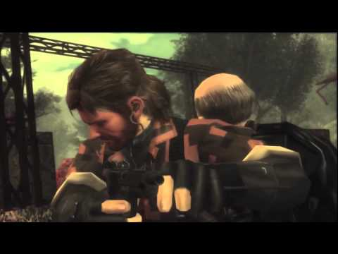 Let's Play:Metal Gear Solid 3:Snake Eater Episode 2-CQC