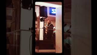 Chris Kläfford - Treading Water live @ Luleå shopping