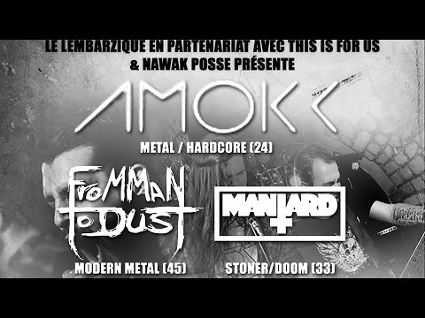 Maniard + FromManToDust + Amok-K // This_is_4_Us-Lembarzique-Café_09-2014