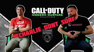 Special Operations Vets React to Modern Warfare : Charlie Dont Surf!