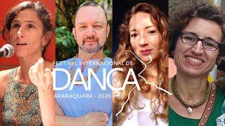 """Encontros: """"Meu corpo é colorido: A Dança na(s) infância(s) e o amor à diversidade"""" - FIDA 2020"""