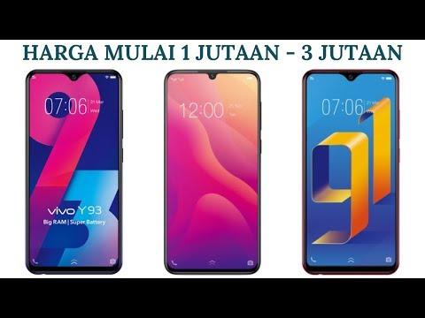 5 HP VIVO TERBAIK 2019 (Harga 1 - 5 Jutaan).