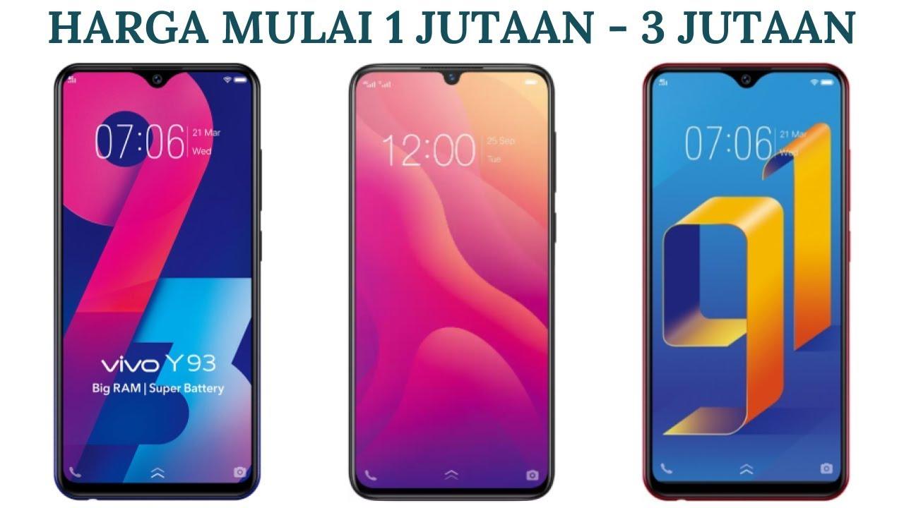 5 Hp Vivo Terlaris 2019 Di Indonesia Harga Mulai 1 Jutaan 3 Jutaan