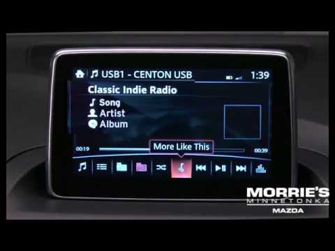 Mazda Mzd Connect Apps >> How To: Use Auxiliary Input and USB / Mazda Connect | Mazda3 | Morrie's Minnetonka Mazda - YouTube