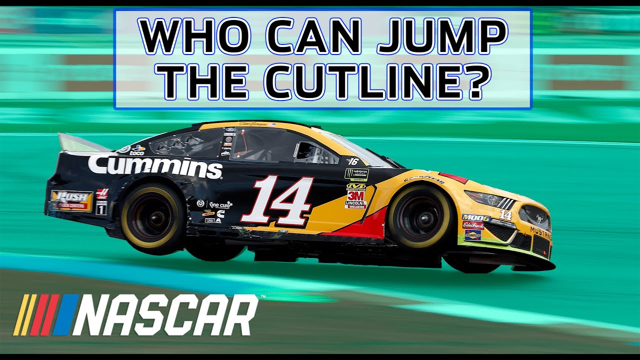 Bad luck ahead? Who can flip the cutline at the Roval? | NASCAR | Cole Pearn