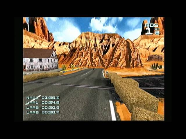 Suzuki Alstare Extreme Racing Gameplay Dreamcast HD