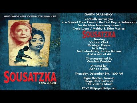 Sousatzka - Musical Toronto rehearsal
