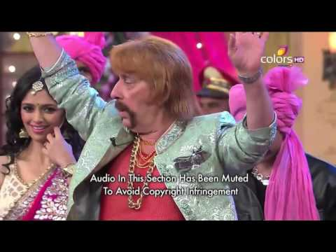Comedy Nights With Kapil - Farhan & Vidya - 16th February 2014 - Full Episode (HD)