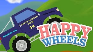 Happy Wheels: Monster Jam Extreme - Part 416