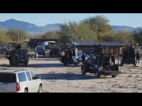 Arrestos A Miembros Del Cártel De Sinaloa