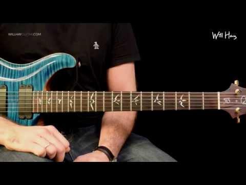Long road to Ruin - Foo Fighters - solo tutorial HD