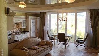 3-к квартира 124,5 м² в Крыму в Ялте с видом на море(Предлагается вашему вниманию прекрасная 3 комнатная квартира от хозяина. Единственная в доме квартира..., 2016-10-13T14:56:22.000Z)