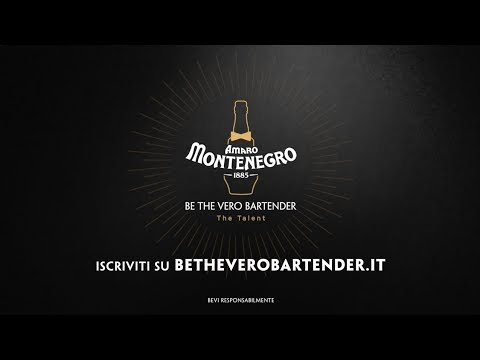 Montenegro - Be The Vero Bartender 2017 - The Talent