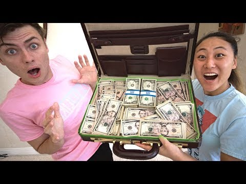 I GAVE CARTER SHARER $10,000 FOR HIS BIRTHDAY!!
