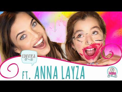 TUTORIAL DE MAQUIAGEM GORGEOUS  ft. ANNA LAYZA
