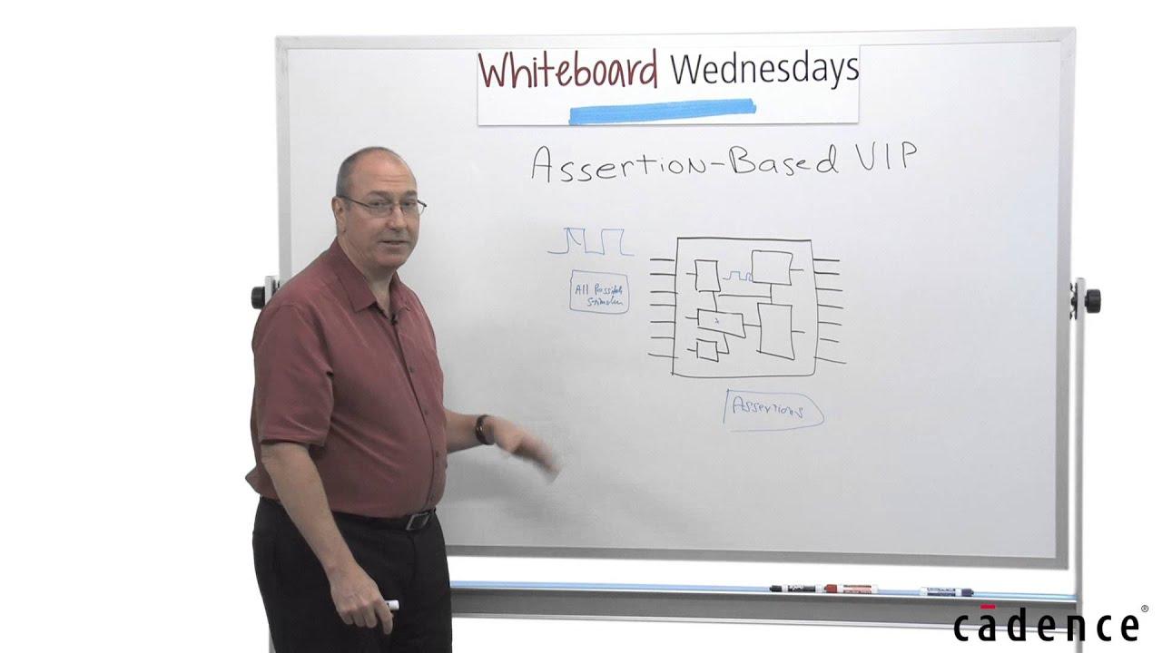 Whiteboard Wednesdays - Assertion-Based Verification IP