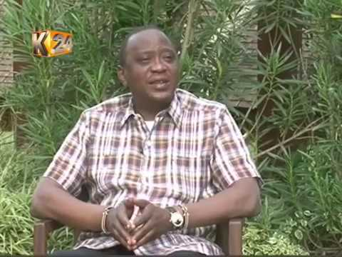 Uhuru's interview on the ongoing voter registration exercise