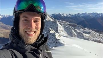 LIVE Skifahren in SÖLDEN Anfang November - lohnt es sich?