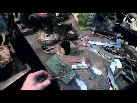 Полировка нержавеющей стали до зеркала!!! /Stainless steel polishing