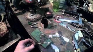 видео Флюс для пайки алюминия и нержавейки: своими руками