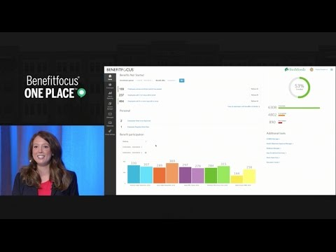 Employee Benefits Administrator Role Demo | One Place 2016