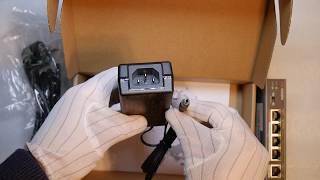 Switch PoE HIKVISION DS-3E0105P-E(B) vidéo
