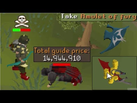 Pking w/ Elysian on my Rigour Tank! + Level 89 Bait Acc! (Loot From 5 Hours) OSRS