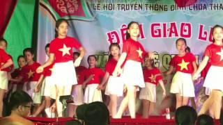 Tiết mục múa- Học sinh trường tiểu học Thanh Am